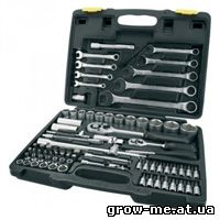 Набор инструмента Topex 38D686 (82 предмет)